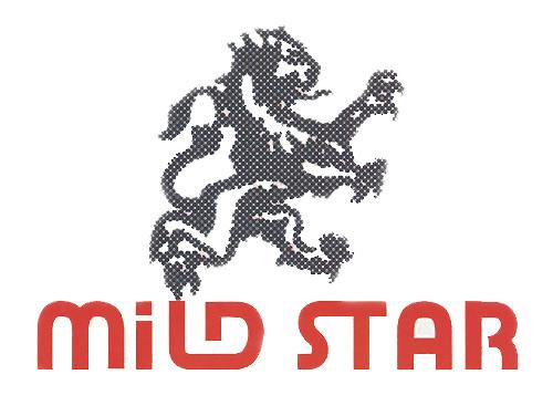 MILD STAR 男女休閒羽絨外套-黑#JW605508