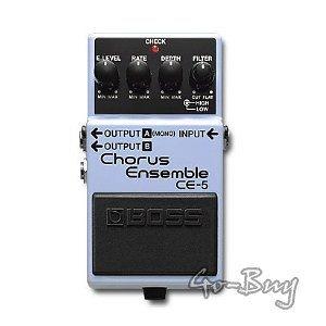 Boss CE-5 和聲效果器 【 Chorus Ensemble /電吉他單顆效果器/CE5】