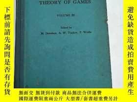 二手書博民逛書店contributions罕見to the theory of
