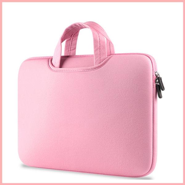 筆電包 蘋果air14小米15.6寸13袋12時尚韓版13.3筆記本內膽手提女電腦包【萌果殼】