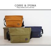 CORRE【CG71079】16N帆布文青斜背包