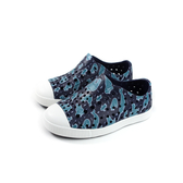 native JEFFERSON PRINT 懶人鞋 洞洞鞋 防水 深藍色 小童 童鞋 13100101-8774 no898