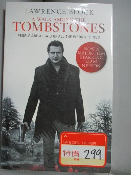 【書寶二手書T3/原文小說_MCD】A Walk Among the Tombstones_Lawrence Block