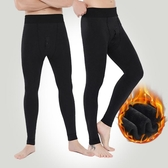 男士保暖褲加絨加厚冬季緊身棉褲內褲線修身秋褲打底褲 - 維科特