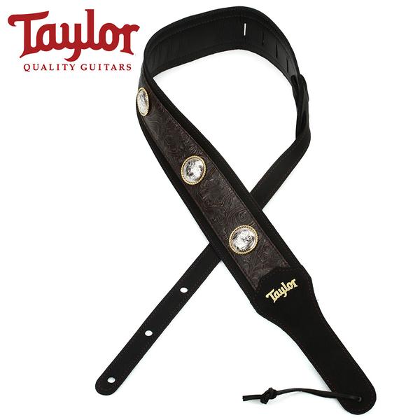 小叮噹的店 美國 Taylor GP300-06C Grand Pacific 3吋 吉他背帶