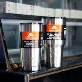 隨手杯不銹鋼水杯保溫杯大容量雙層保冷車載杯學生辦公杯男冰霸杯