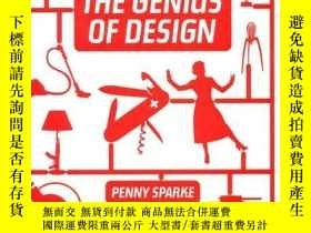 二手書博民逛書店Genius罕見Of DesignY256260 Penny Sparke Quadrille Publish