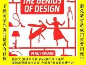 二手書博民逛書店Genius罕見Of DesignY256260 Penny Sparke Quadrille Publish