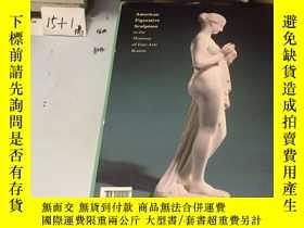二手書博民逛書店American罕見Figurative Sculpture i