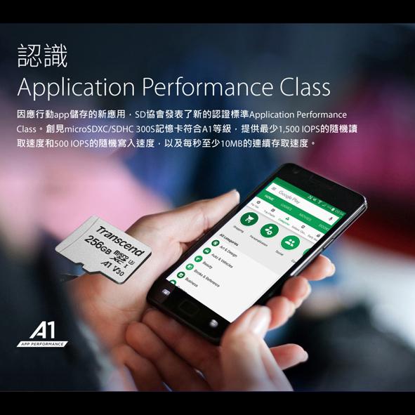 Transcend 創見 256GB 300S microSD UHS-I U3 記憶卡 附轉卡 256g 手機記憶卡