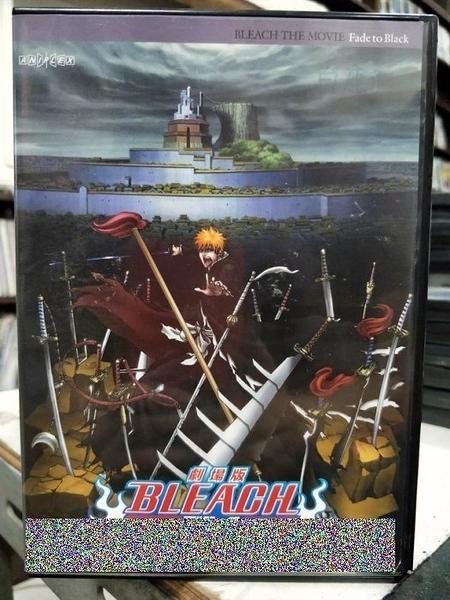挖寶二手片-B04-010-正版DVD-動畫【BLEACH死神:呼喚你的名字/劇場版】-(直購價)