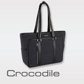 【Crocodile】Marvel布配皮系列橫式托特包0104-07605