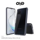 摩比小兔~QinD SAMSUNG Galaxy Note 10 Lite 雙料保護套 保護殼 手機殼