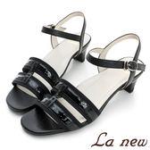 【La new outlet】低跟涼鞋(女221061036)
