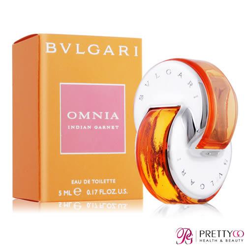 BVLGARI 寶格麗 晶燦女性淡香水(5ML)-公司貨【美麗購】