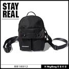 STAYREAL 後背包  CROXXBONES 夜行者多功能小小包 休閒小包 黑色 單肩背 BB18012 得意時袋