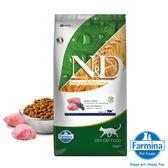 法米納 ND挑嘴成貓天然無穀糧-羊肉藍莓10kg(A312C11)
