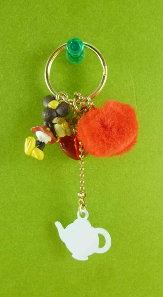 【震撼精品百貨】Micky Mouse_米奇/米妮 ~鎖圈-米妮抱熊