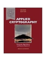 二手書博民逛書店《Applied Cryptography: Protocols, Algorithms, and Source Code in C》 R2Y ISBN:0471117099