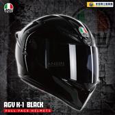 [安信騎士] 義大利 AGV K-1 BALCK 亞版 全罩 安全帽 46 ROSSI 羅西 K3 涼感頭套