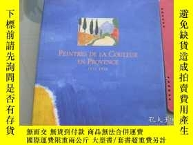 二手書博民逛書店PEINTRES罕見DE LA COULEUR EN PROVE
