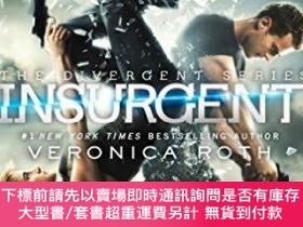 二手書博民逛書店Insurgent罕見Movie Tie-in Edition 分歧者:絕地反擊 電影版 英文原版Y45195