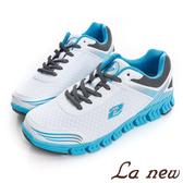 【La new outlet】輕量慢跑鞋 (男223614140)