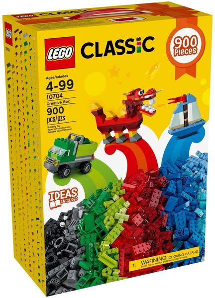 樂高LEGO CLASSIC 創意盒 10704 TOYeGO 玩具e哥