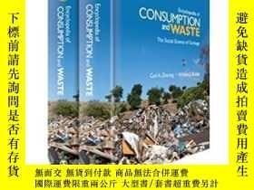 二手書博民逛書店Encyclopedia罕見Of Consumption And