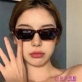 墨鏡女ig酷復古歐美風街拍貓眼辣妹眼鏡網美凹造型太陽鏡【公主日記】