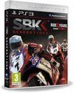 PS3 世界超級摩托車錦標賽:Generations 英文版