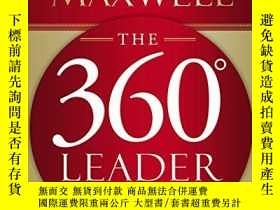 二手書博民逛書店The罕見360 Degree LeaderY256260 John C. Maxwell Thomas Ne