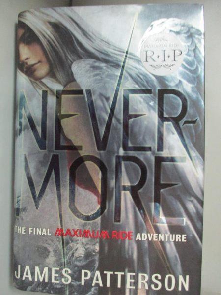 【書寶二手書T2/一般小說_KEW】Never-More: The Final Maximum Ride Adventu
