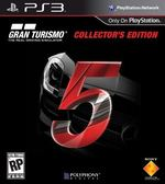 PS3 Gran Turismo 5 Collector s Edition 跑車浪漫旅5(美版代購)