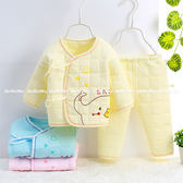 長袖套裝 新生兒肚衣套裝 嬰兒內衣套裝 ZH10428 好娃娃