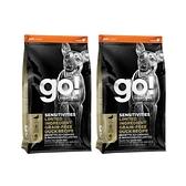 go! 低致敏無穀系列 鴨肉 全犬配方 7磅 (3.5磅 兩件優惠組)