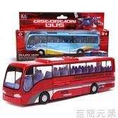 美致合金雙層倫敦巴士模型公共汽車公交車客車兒童玩具禮物觀光車igo 至簡元素
