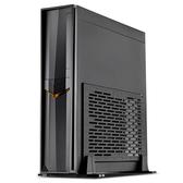 SilverStone 銀欣 RAVEN系列 SST-RVZ02 B 黑色 直立橫躺兩用 Mini-ITX 機殼