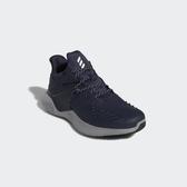 ISNEAKERS ADIDAS ALPHABOUNCE 運動 訓練 慢跑鞋 男鞋 深藍 G28831