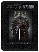 【停看聽音響唱片】【DVD】冰與火之歌-權力遊戲 第1季