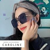 《Caroline》年度最新網紅款潮流行百搭抗UV時尚太陽眼鏡 72548