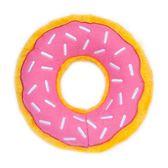 【毛麻吉寵物舖】ZippyPaws 美味啾關係-草莓甜甜圈  有聲玩具