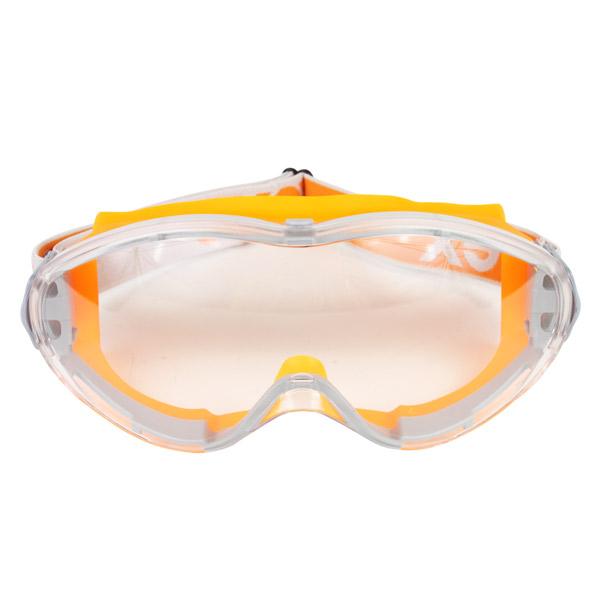 【醫碩科技】UVEX-9302 防化學噴濺護目鏡 德製運動版 防霧防刮抗UV 170度視野