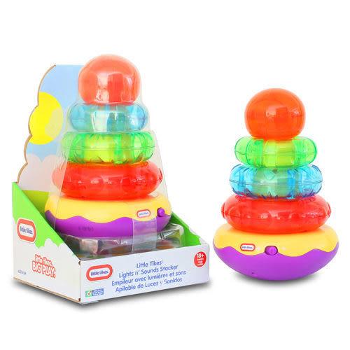【Little Tikes 小泰可】彩虹甜甜圈 LT63504