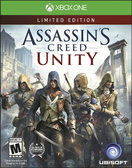 X1 Assassin s Creed Unity 刺客教條:大革命(美版代購)