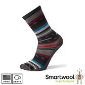 【SmartWool 美國 超輕型徒步印花中長襪《黑》】SW00139/排汗襪/保暖襪/中長襪/運動襪