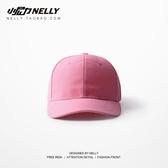 高爾夫帽chic純色嘻哈高爾夫 韓國歐美日系網紅同款百搭棒球帽情侶男女 非凡小鋪