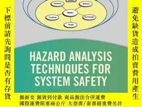 二手書博民逛書店Hazard罕見Analysis Techniques for System Safety, 2nd Editio