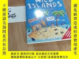 二手書博民逛書店英文繪本Wild罕見Islands (Horrible Geography野島 (可Y15335 見圖 見圖