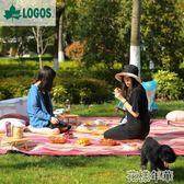 野餐墊防潮墊戶外便攜地墊墊子春游加厚防水草坪沙灘墊野炊野餐布 花樣年華